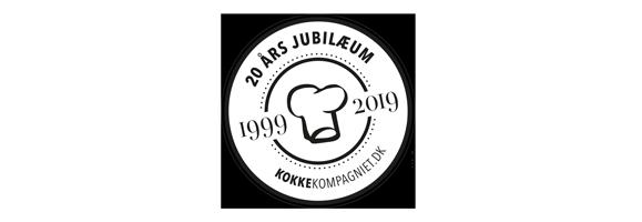 Jubilæumsmenu 1999-2019